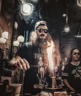 Torch & Glass Artisan.