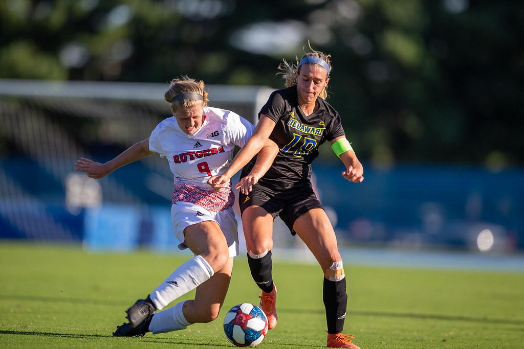 Blue Hens soccer fall 1-0 in double OT heartbreaker