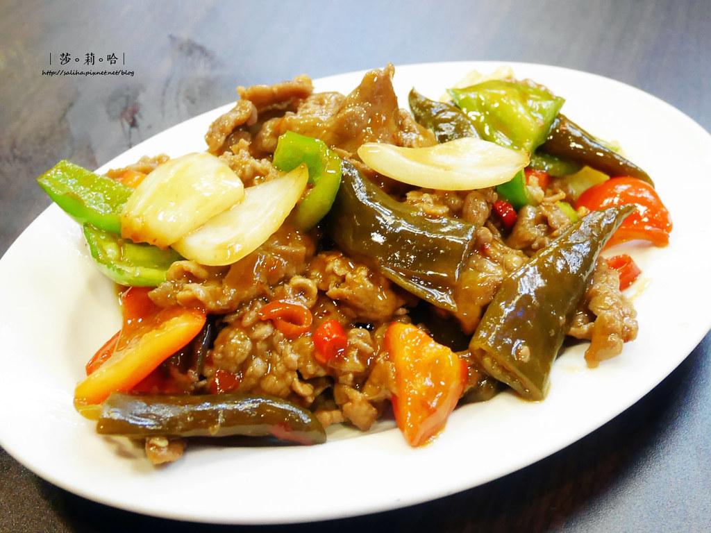 新北新店三民路餐廳推薦海派熱炒好吃熱炒美食 (2)