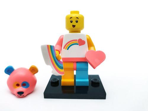 LEGO Collectible Minifigures Series 19 (71025)