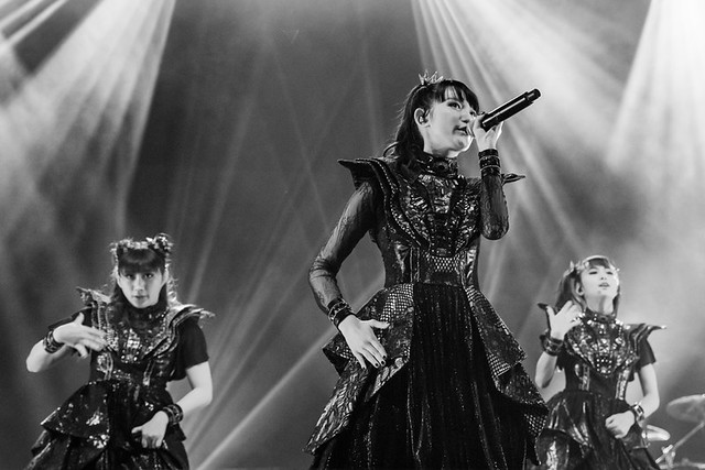 Babymetal @ The Anthem, Washington DC, 09/08/2019