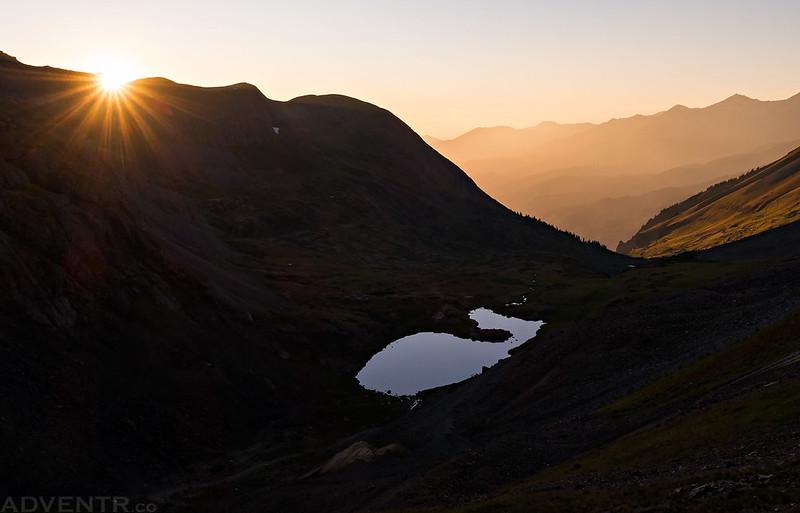 Ingram Basin Sunset