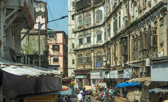 Street life, Mumbai, India