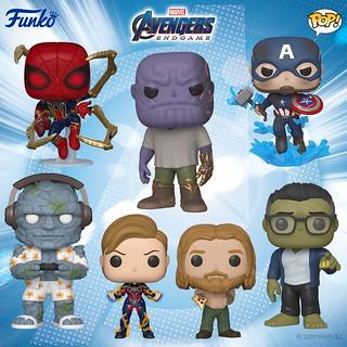打電動寇格、肥宅索爾必收啦~ Funko Pop! Movies《復仇者聯盟:終局之戰》Avengers: Endgame