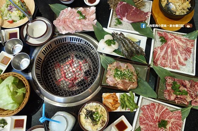 魂炭火燒肉 新竹燒肉 KTY包廂燒肉 CP值高 (40)