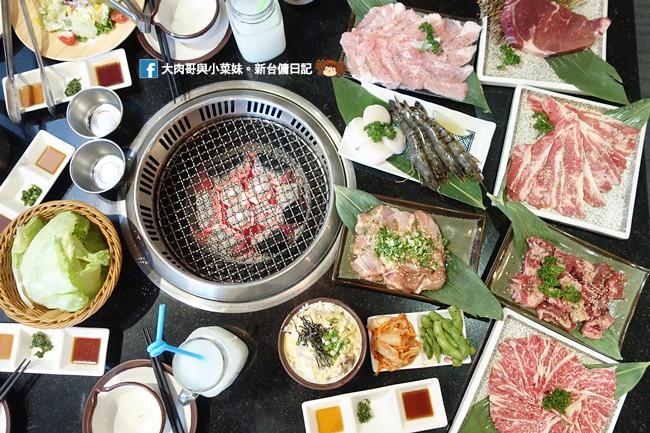 魂炭火燒肉 新竹燒肉 KTY包廂燒肉 CP值高 (37)