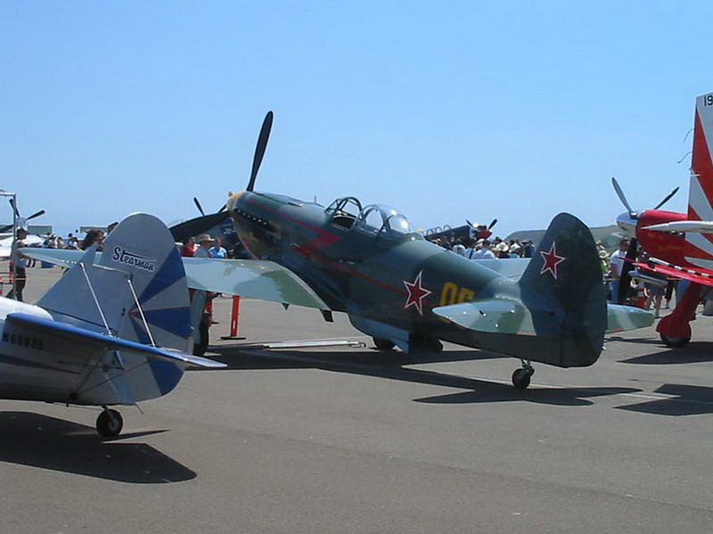 Yakovlev Yak-9UM 1