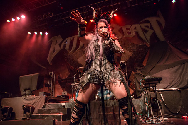 Battle Beast @ The Fillmore, Silver Spring MD, 09/10/2019
