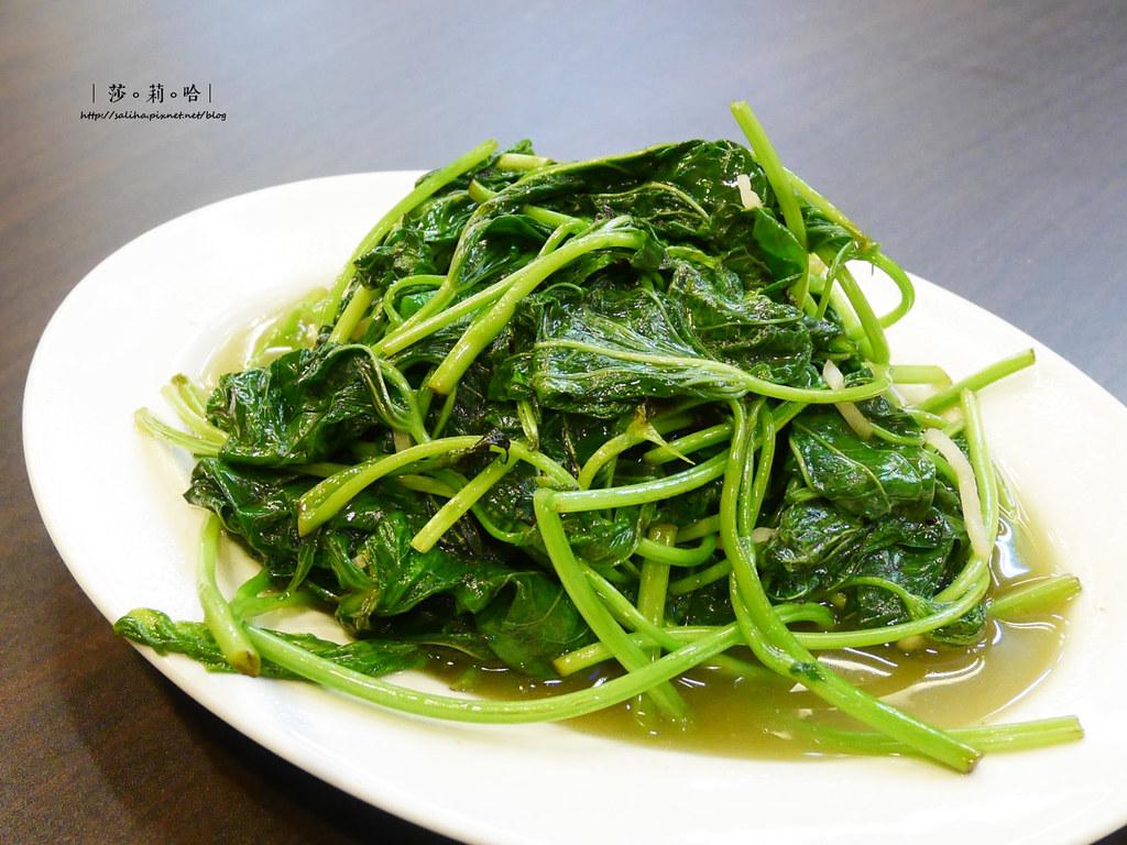新北新店三民路餐廳推薦海派熱炒海鮮多人聚餐合菜 (6)