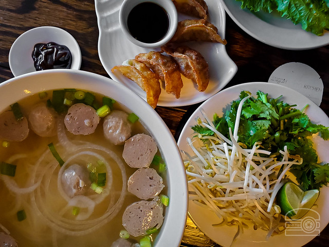 Pho & Dumplings - Saigon Pho Kitchen