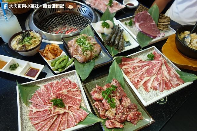 魂炭火燒肉 新竹燒肉 KTY包廂燒肉 CP值高 (41)