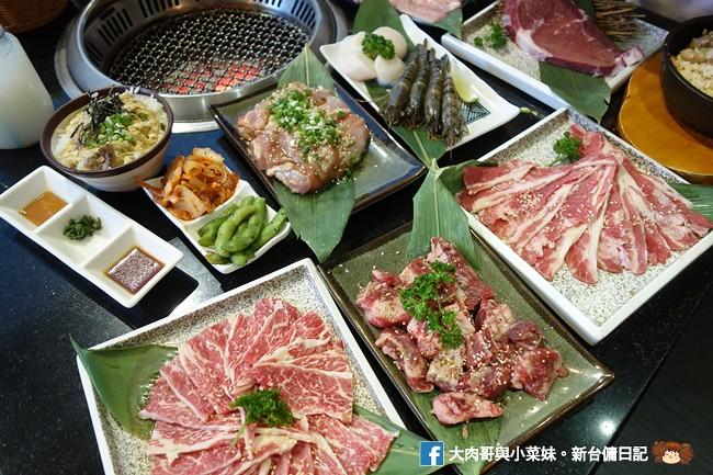 魂炭火燒肉 新竹燒肉 KTY包廂燒肉 CP值高 (39)