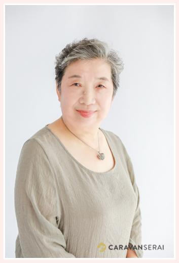 大秋恵子さま(NPO法人まごころ代表理事)プロフィール写真 愛知県瀬戸市