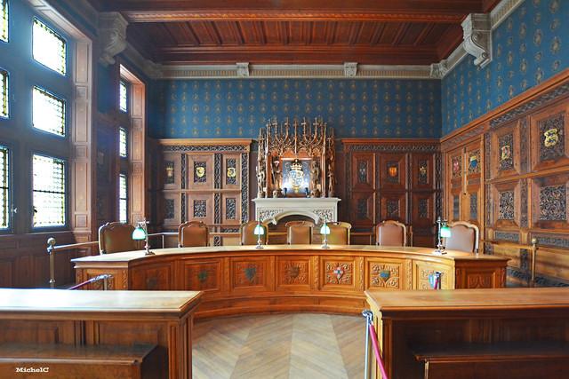 Ancienne salle du Parlement