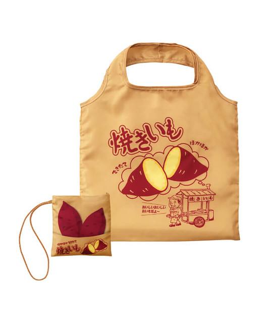 拿來裝食物剛剛好!EPOCH 剛出爐的美食環保袋轉蛋 《できたておいしいエコバッグ》兼顧可愛又實用