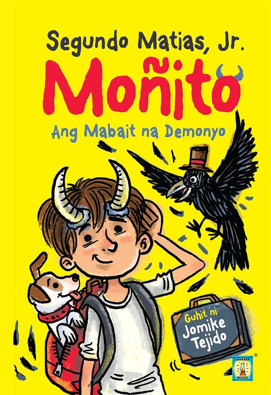 LAMPARA MONYITO ANG MABAIT NA DEMONYO COVER