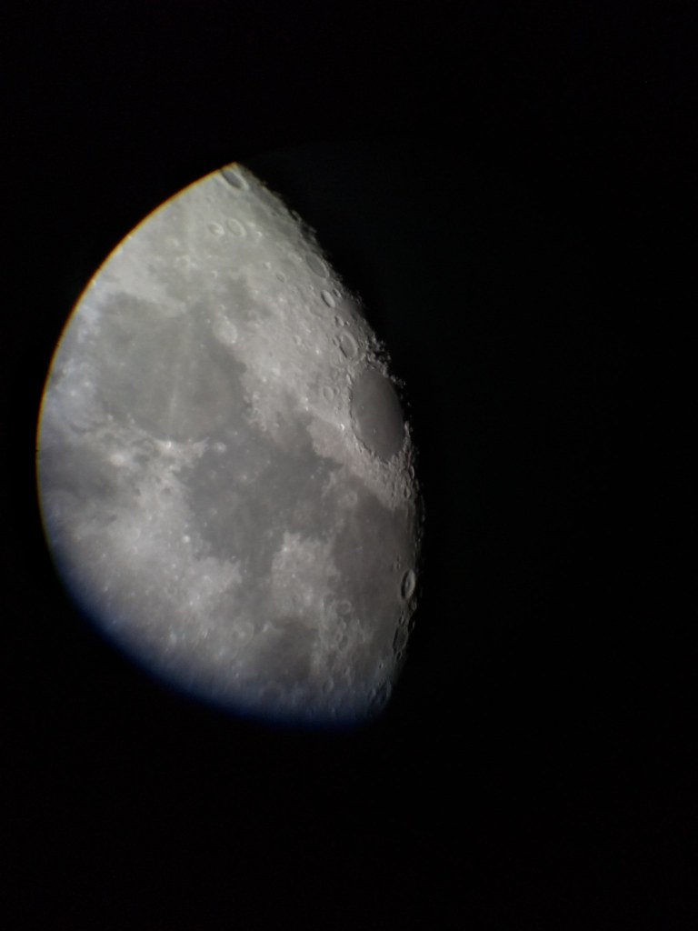 Moon at higher magnification 9-15-2019