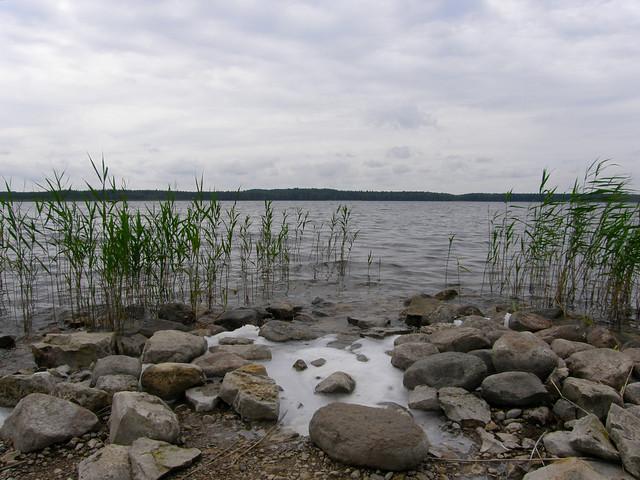 Zebrus Lake