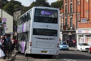 13356. Arriva Durham County NK59DMO. Whitby, 2019.