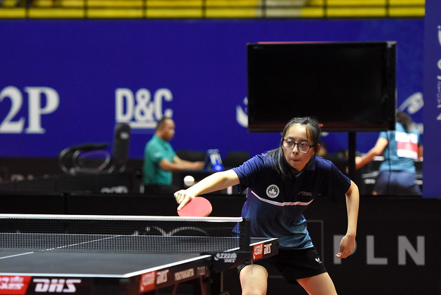 Day 2 - 2019 ITTF - ATTU Asian Championships