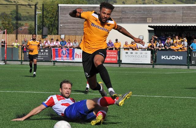 NLS: Dorking Wanderers 3-1 Maidstone United