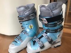 Dámské lyžařské boty FISCHER - titulní fotka