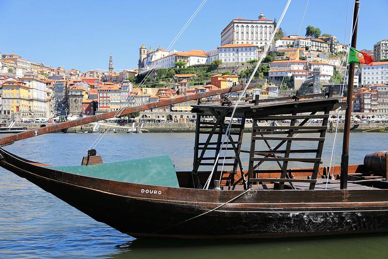 Douro boat