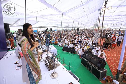 Rev Samta Ji, Holy Sister, Delhi