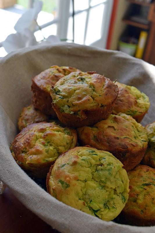 muffins de courgette2