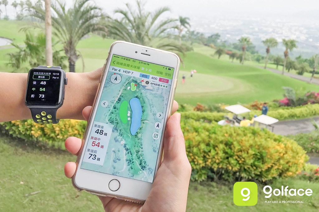 Golface App 球道攻略(golface提供)
