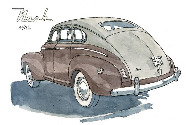 Nash, 1941