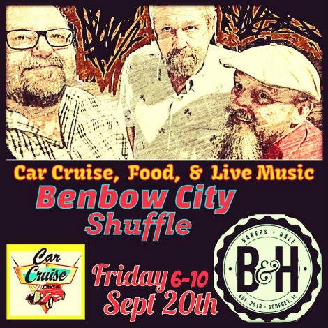 Benbow City Shuffle 9-20-19