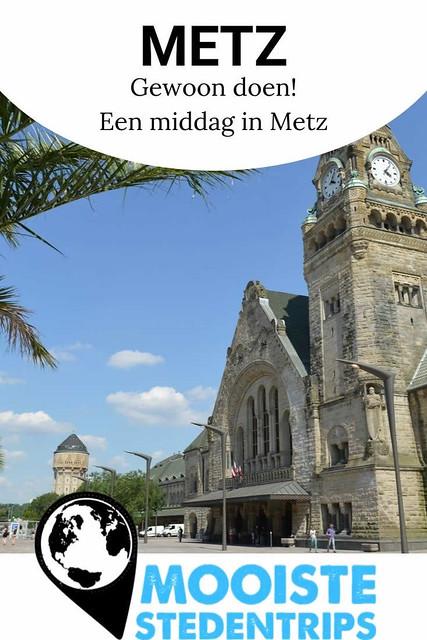Doen in Metz: bekijk de tips over Metz, Frankrijk | Mooistestedentrips.nl