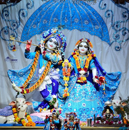 ISKCON Pune NVCC Deity Darshan 16 Sep 2019