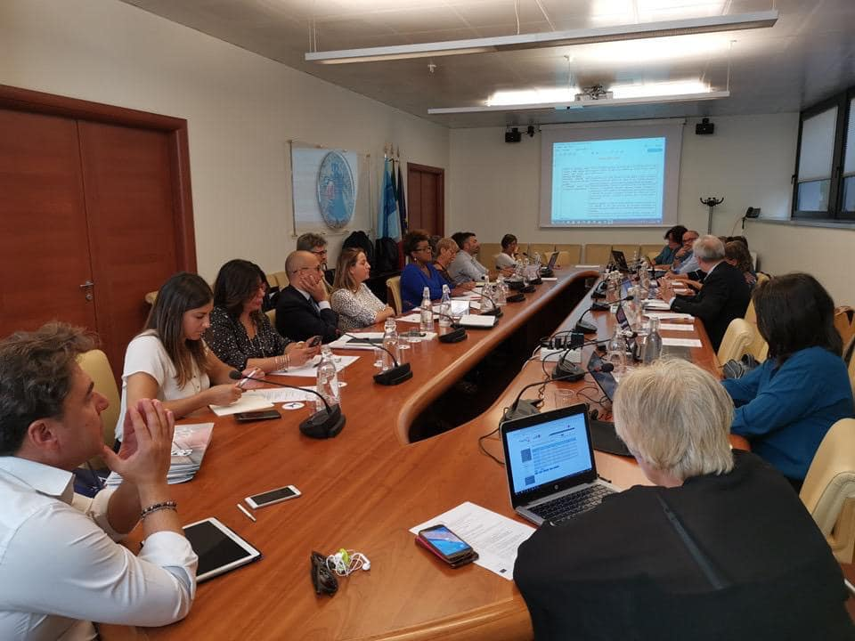 2019-9-13 Italy: Ad-PHS Project meeting