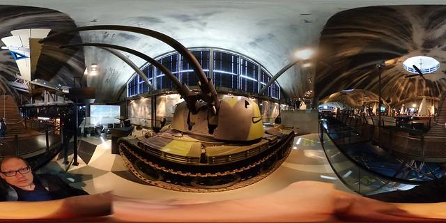 Estland - Tallinn, Lennusadam (Seaplane Harbour) Meeresmuseum 360 Grad