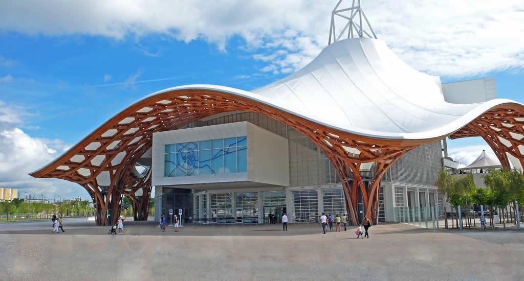 Centre Pompidou Metz, Frankrijk | Mooistestedentrips.nl