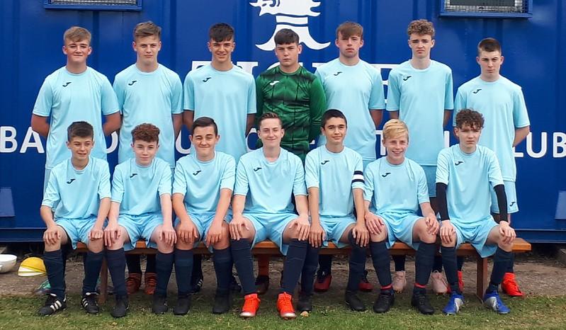 Barton Juniors FC Under 16s