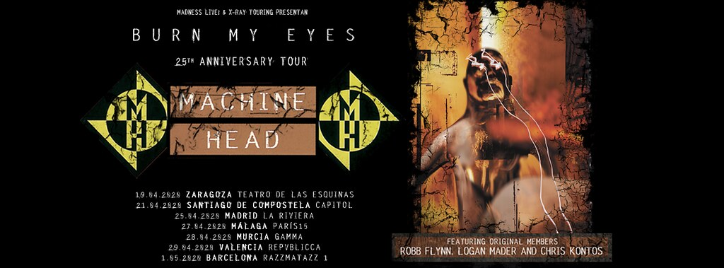 Machine Head 1