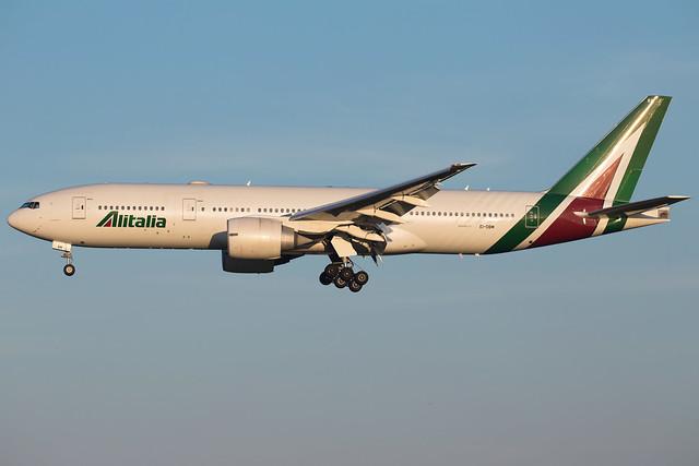 Alitalia B777-243(ER) EI-DBM