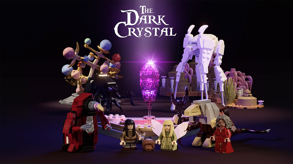 The Dark Crystal on LEGO Ideas