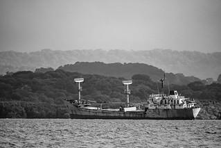 Forgotten Ship