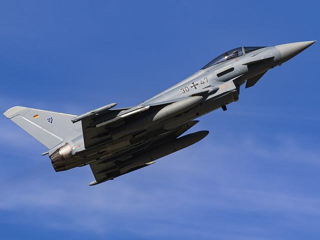 Luftwaffe   Eurofighter EF-2000 Typhoon S   30+47