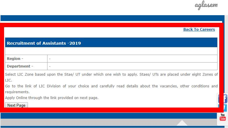 LIC Assistant Notification 2019 Releasing Soon, Official Update Published at licindia.in