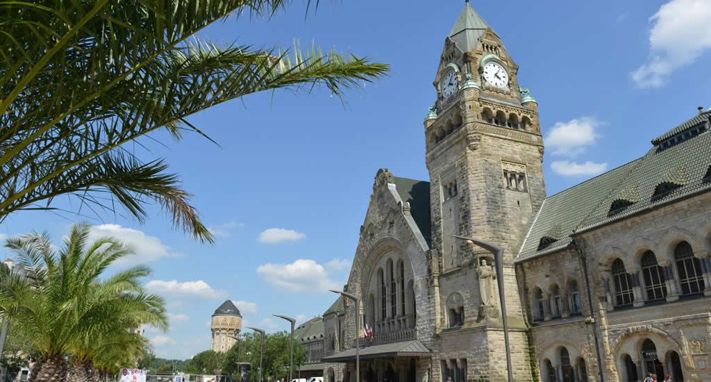 Gare Metz Ville | Mooistestedentrips.nl