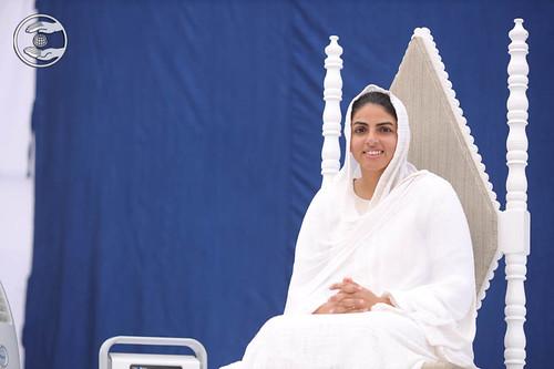 Her Holiness Satguru Mata Sudiksha Ji