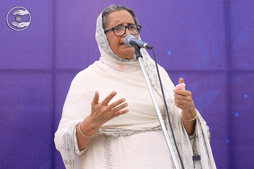 Speech by Amrit Kaur, Kotkapura, PB