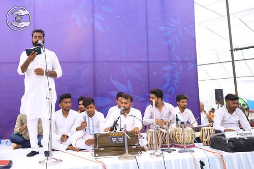 Devotional song by Sukhjinder Sukha, Bathinda, PB
