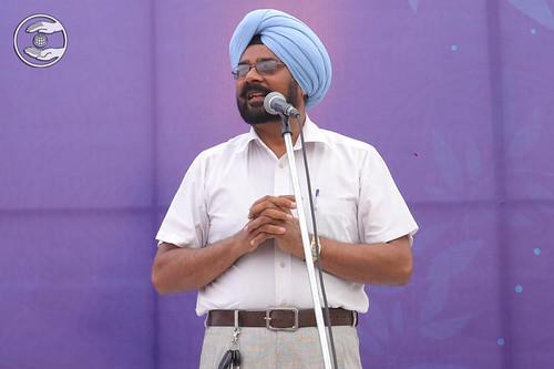Punjab Speech by Bhagwan Singh, Faridkot, PB