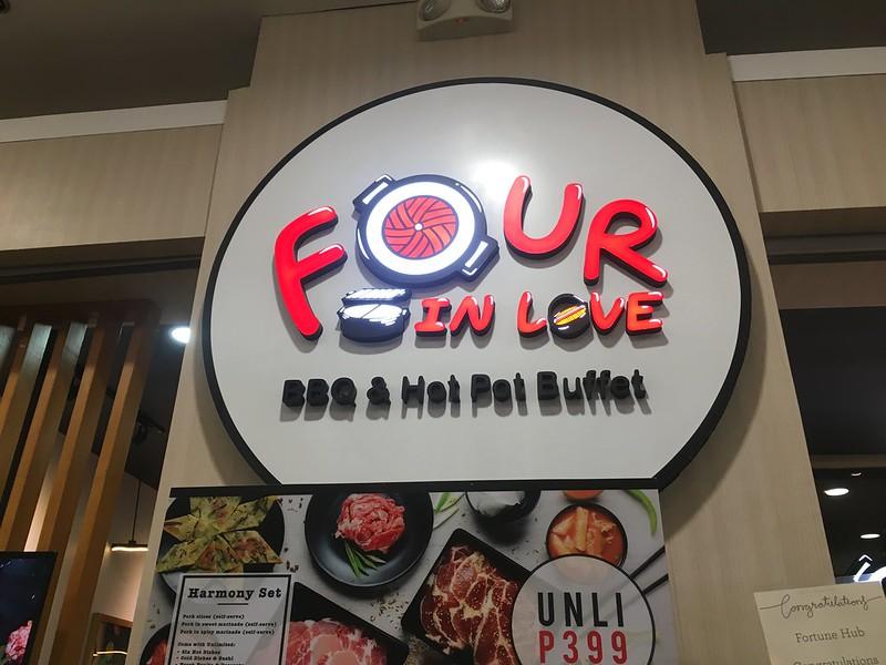 Four In Love, SM Manila